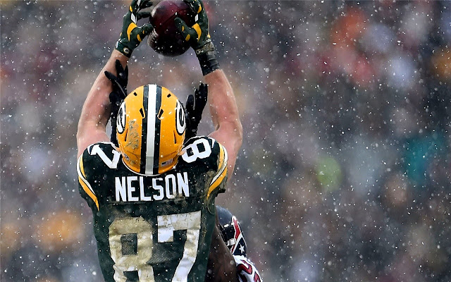 Jordy Nelson Themes & New Tab