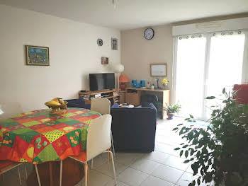 Appartement 3 pièces 55,37 m2