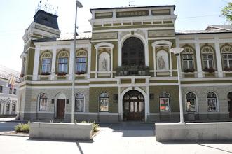 Photo: Historická budova mestské domu.