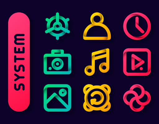 Linebox - Icon Pack 1.0.8 screenshots 5