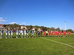 Photo: Pred kup utakmicu sa Novigradom