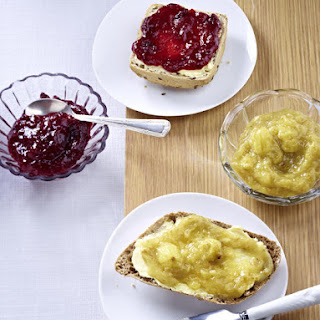 Gooseberry and Horseradish Jam
