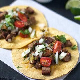Smoked Beef Brisket Tacos