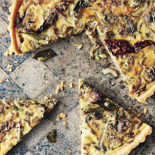 Make This Curry Onion Tart