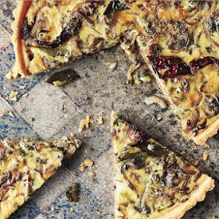 Make This Curry Onion Tart.