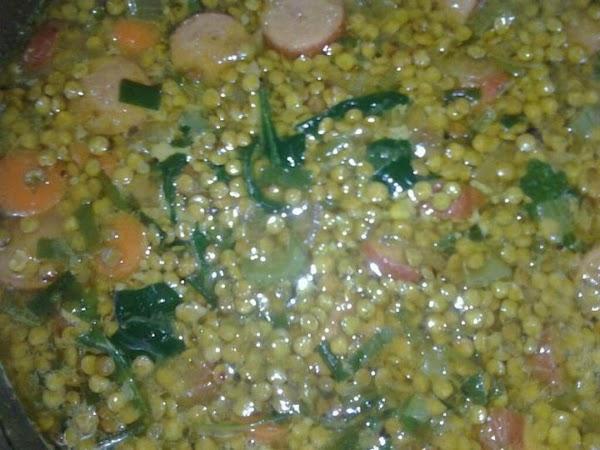 Curried Lentil Soup Recipe