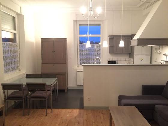Vente appartement 2 pièces 51,62 m2