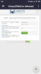 Download Termiz davlat universitetining mobil ilovasi For PC Windows and Mac apk screenshot 2