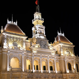 Saigon  by Beh Heng Long - Buildings & Architecture Architectural Detail ( vietnam )