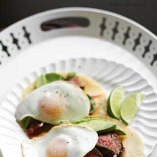 Steak 'n' Egg Tacos