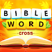 Bible Word Cross icon