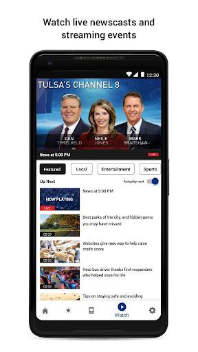Tulsau2019s Channel 8 KTUL screenshots 2