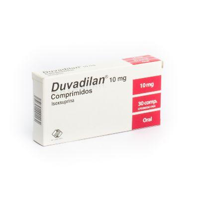 isoxsuprina duvadilan 10mg 30tabletas zuoz pharma Zuoz Pharma