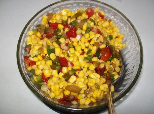 Fully Loaded Corn Recipe