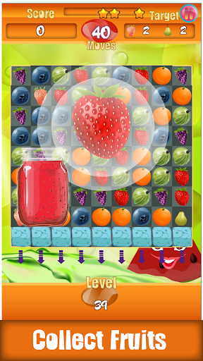 Berry Sweet Boom - Match 3 game (apk) free download for Android/PC/Windows screenshot