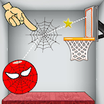 Spider Basketball Game