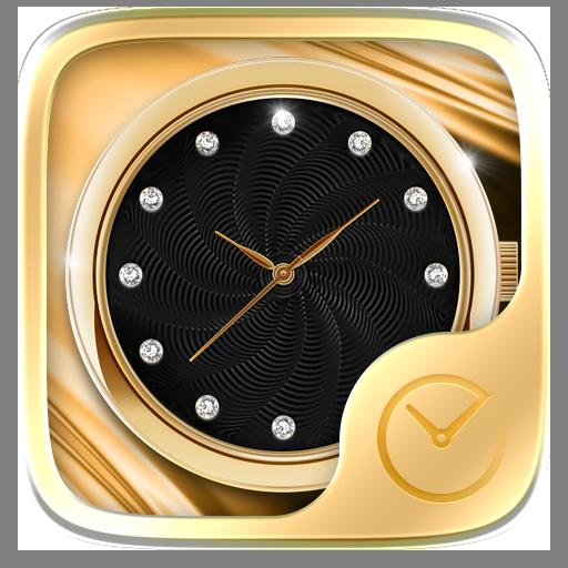Grazioso GO Clock Theme