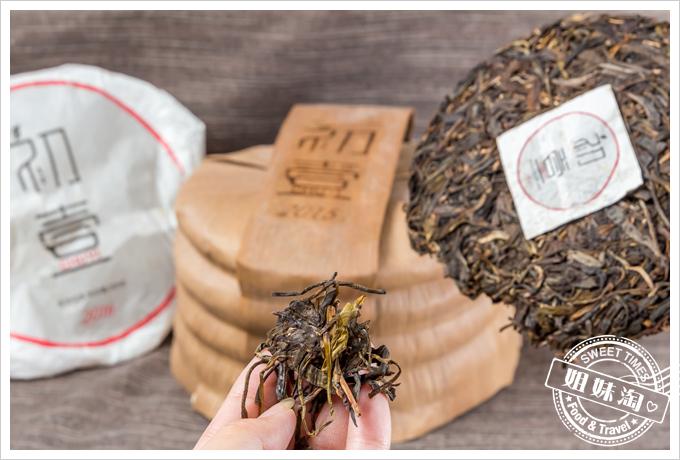 初壹茶品極品神木普洱生茶茶餅6