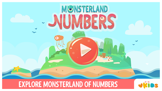 Number learning – Counting Games for Kids - náhled