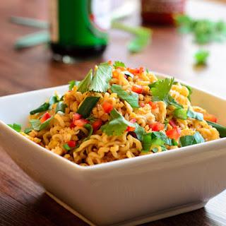 Spicy Sriracha Hoisin and Garlic Ramen Recipe