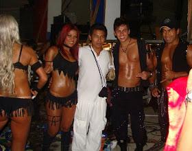 Photo: Los chicos de Ache Bahia