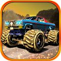 Monster Truck Racing 4X4 OffRoad Payback Madness icon