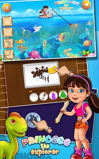 Dora Dinosaur Bones Explorer 1.0 screenshots 4