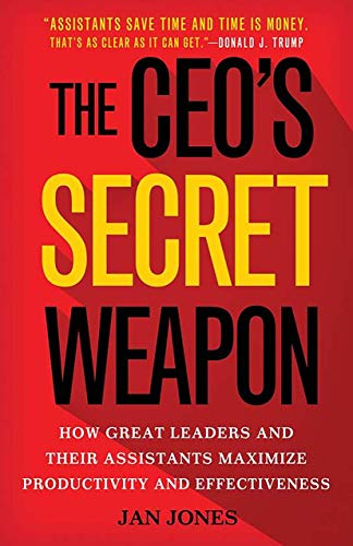 The CEOs Secret Weapon Jan Jones