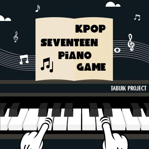 KPOP SEVENTEEN Piano Game