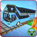 Impossible Police Coach Bus Driving Simulator icon