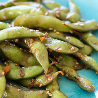 Spicy Garlic Edamame Recipes