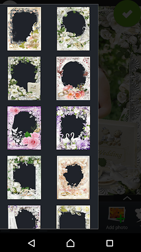 Wedding Photo Frames 7.2 screenshots 1