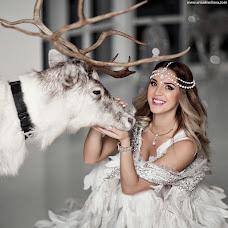 Wedding photographer Anna Kiseleva (Temperance). Photo of 23.01.2017