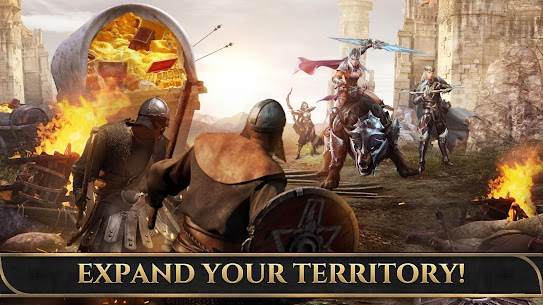 King of Avalon MOD APK (Unlimited Gold) 3