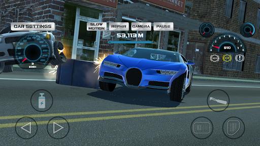 Super Sport Car Simulator  screenshots 1