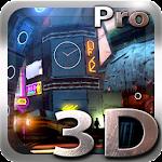 Futuristic City 3D Pro lwp Icon