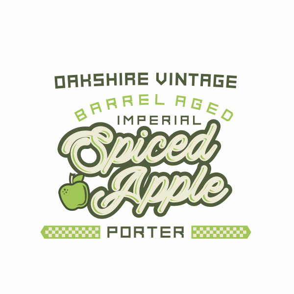 Logo of Oakshire Imperial Spiced Apple Porter