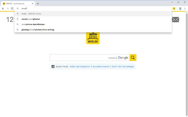 WEB.DE Search
