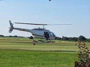 Photo: Agusta-Bell AB-206B JetRanger III