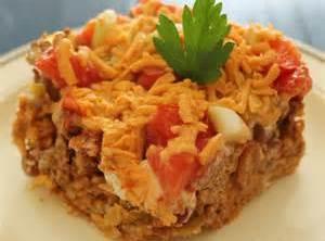 Fiesta Taco Bake Recipe