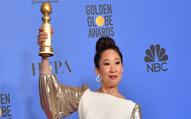Sandra Oh Themes & New Tab