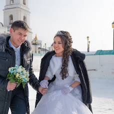 Wedding photographer Valeriy Belov (Polist). Photo of 24.03.2014