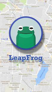 LeapFrog - náhled