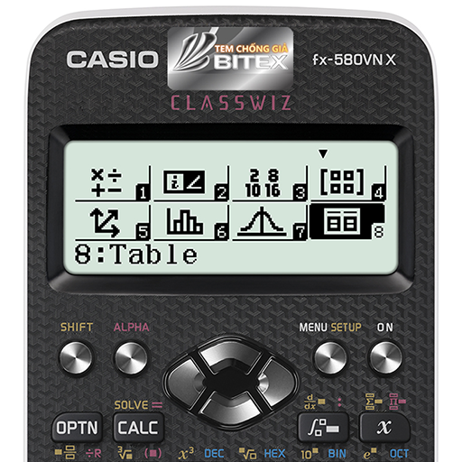 Calculator Classwiz fx 991EX 570EX 500ES Simulator APK Cracked Download