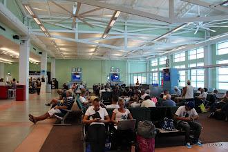 Photo: Esperando el avion para salir hacia Bonaire