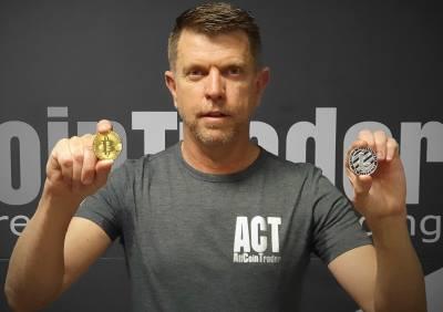 Richard de Sousa, CEO, AltCoinTrader.