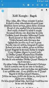 Gotinên Stranan Ekran Görüntüsü