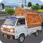 City Van Simulator 3D Icon