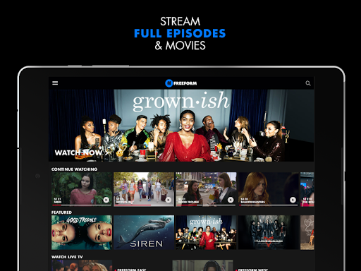 Freeform – Stream Full Episodes, Movies, & Live TV screenshot 11