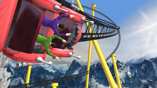 Roller Coaster 3D  {cheat hack gameplay apk mod resources generator} 5